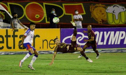 Ranking da CBF: Pernambuco é superado por Ceará e Bahia e perde vagas em torneios da CBF