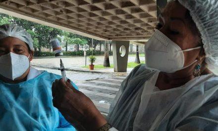 Ananindeua atinge 1,7% da população com primeira dose contra a covid-19