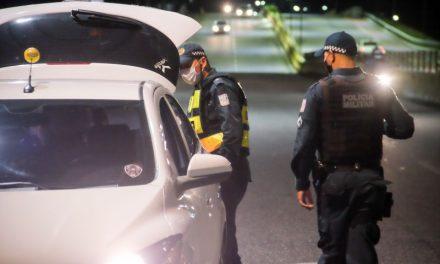 Segurança pública segue firme na atuação integrada nas ruas para conter a Covid-19