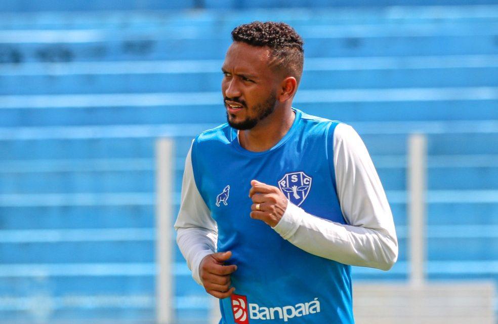 Mesmo em busca de preparo físico, Jhonnatan se vê disponível para estrear contra o Madureira