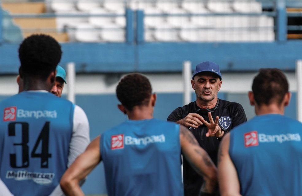Com Victor Souza e João Paulo, Paysandu divulga relacionados para estreia na Copa do Brasil