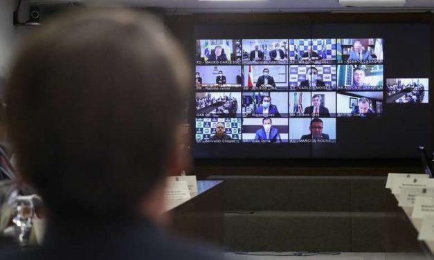 Governadores planejam um 'pacto nacional' para barrar o avanço da covid
