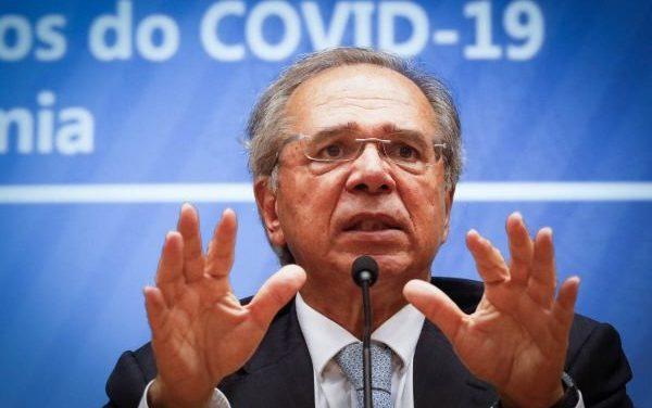 Auxílio Emergencial ficará entre R$ 175 e R$ 375, diz Guedes