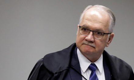 Edson Fachin anula todos os processos contra Lula em Curitiba