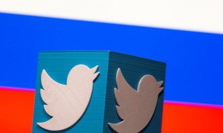 Rússia vai diminuir velocidade do Twitter em retaliação à rede social