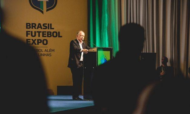 """CBF divulga números da pandemia no futebol e defende realização de jogos: """"É seguro, responsável e controlado"""""""