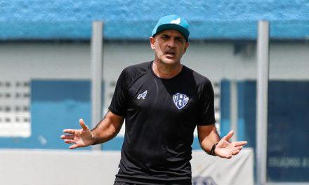 Itamar Schulle destaca evolução do Papão no início da temporada e domínio contra o Madureira