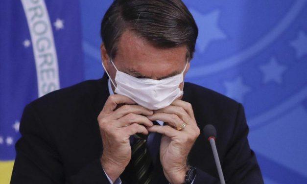 Bolsonaro passou a usar máscaras para não perder votos, diz Marina Silva