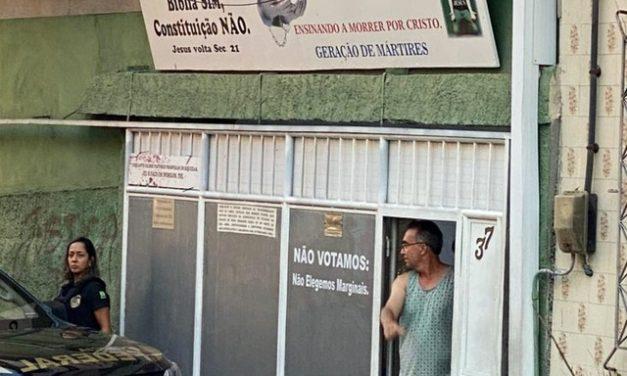 PF cumpre mandado contra pastor que pediu por 'massacre' de judeus
