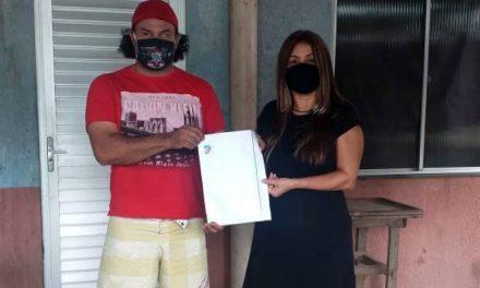 Arcon entrega carteiras de gratuidade em Bragança