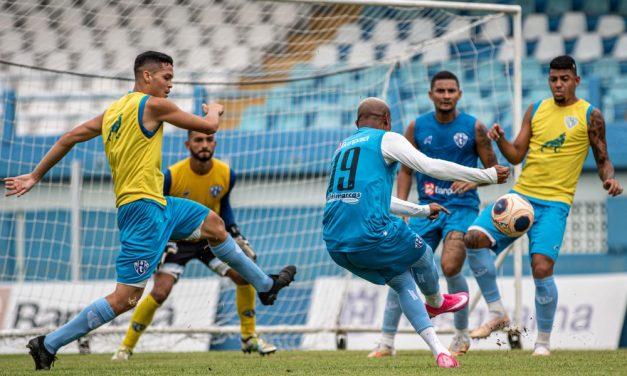 Paysandu volta aos treinos com novo preparador de goleiros, três baixas e retorno de joia da base