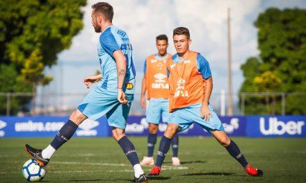 Mais dois: Paysandu confirma empréstimos de joia do Cruzeiro e atacante do Bragantino-SP