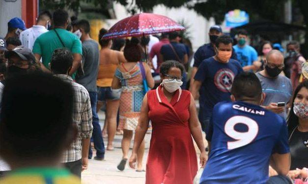 Belém registra 36,7% de adesão ao isolamento social