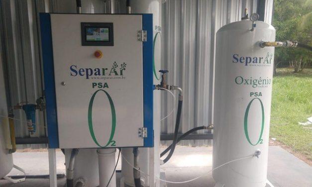 Anvisa determina que fabricantes e distribuidoras de oxigênio medicinal informem semanalmente sobre estoques