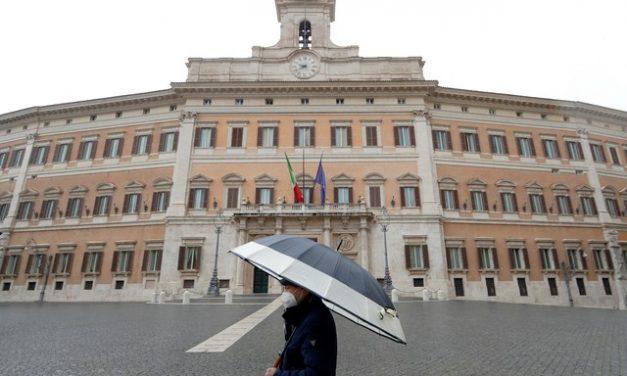 Itália se confina na segunda-feira, mas espera melhora no final da primavera