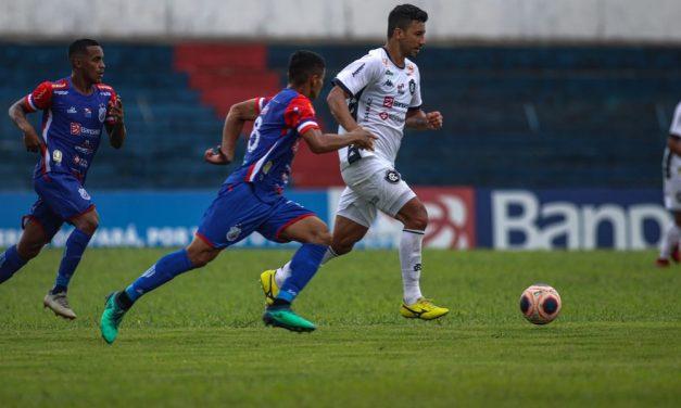 Renan Oliveira avalia primeiros jogos com a camisa do Remo e a estreia azulina na Copa do Brasil