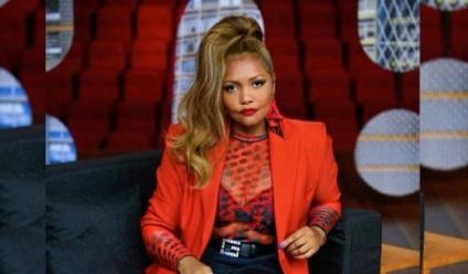 Gaby Amarantos será a única mulher técnica no 'The Voice Kids'