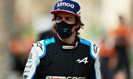Alonso vê desafio em calendário recorde com 23 etapas na F1 em 2021