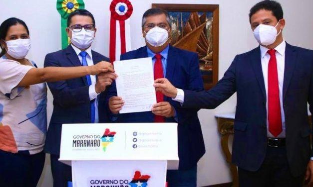Maranhão assina contrato para compra de 4,5 milhões de doses da Sputnik V