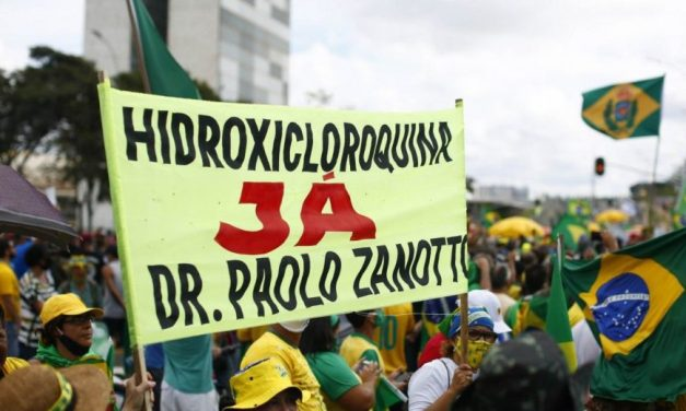 Tropas negacionistas que xingam governadores não abafam culpa do presidente