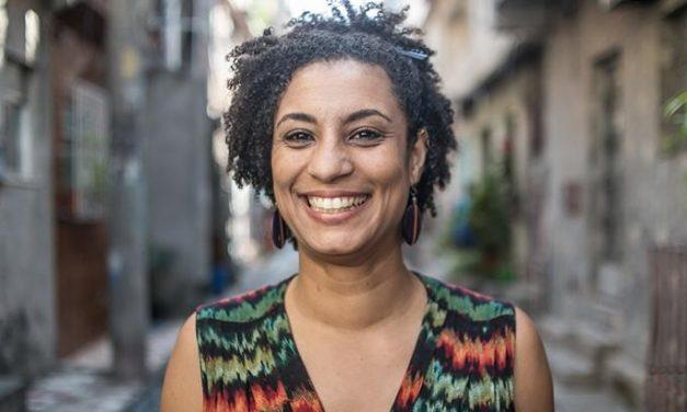 Pandemia pode levar Globo a gravar série sobre Marielle Franco nos EUA