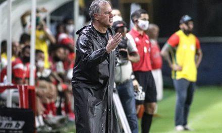 """Bonamigo destaca melhora do Remo em classificação e exalta elenco: """"tivemos maturidade"""""""