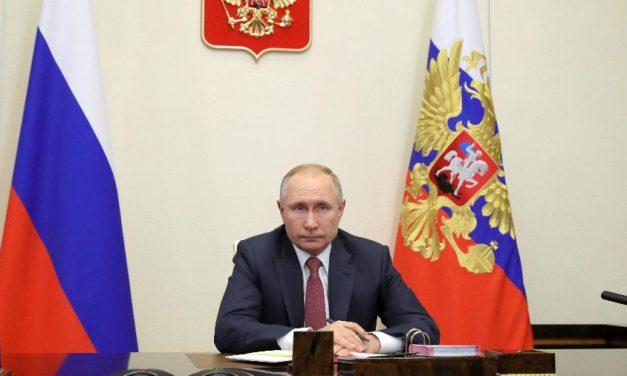Rússia sobe o tom contra os EUA após Biden chamar Putin de 'assassino'