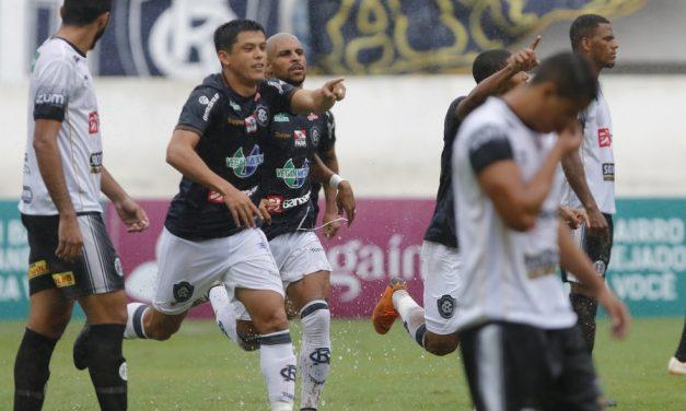 Meia paraguaio ex-Remo acerta com o Águia para a sequência do Parazão 2021