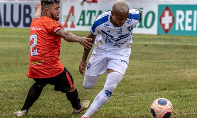 Com prorrogação do lockdown, Campeonato Paraense continua suspenso