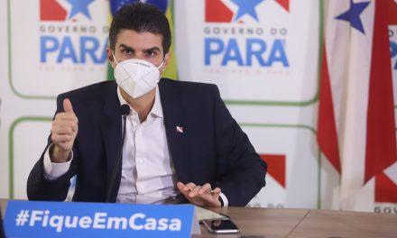 Governador do Pará anuncia compra de 3 milhões de doses de vacina