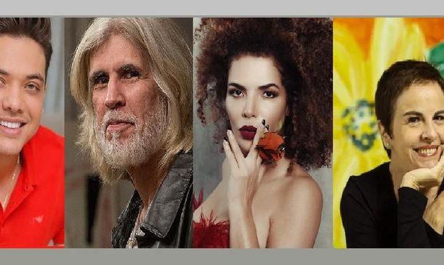 Sem shows presenciais, lives de artistas tomam conta da web neste sábado, 20