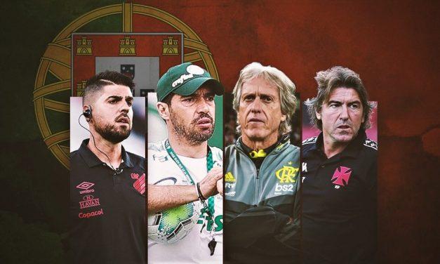 """António Oliveira é o quarto técnico luso na Série A desde Jorge Jesus: """"Abriu muitas portas"""""""