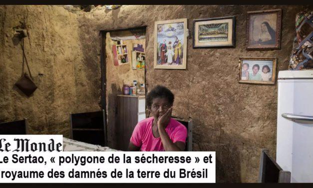 Miséria do Sertão nordestino aumentou durante governo de Bolsonaro, afirma Le Monde