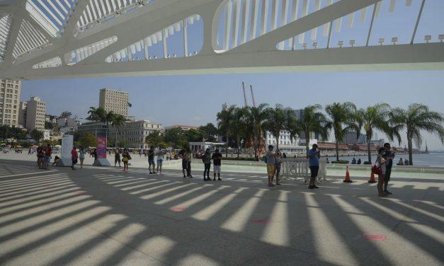 MAR, MAM e Museu do Amanhã fecham por três semanas, no Rio de Janeiro