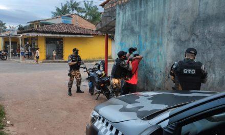 Polícia Militar realiza Operação Saturação em Bragança e tira drogas de circulação