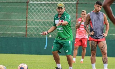 Tuna viaja para treinos em Salinas e Eduardo Ramos é liberado do clube por tempo indeterminado