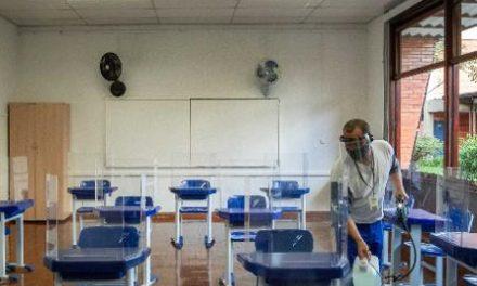 Governo do RS vai à Justiça para retomar atividades presenciais de ensino