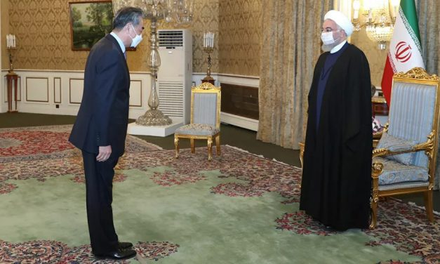 Irã e China assinam pacto de cooperação estratégica de 25 anos