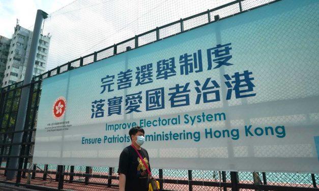 China reforma sistema eleitoral de Hong Kong e restringe poder da oposição
