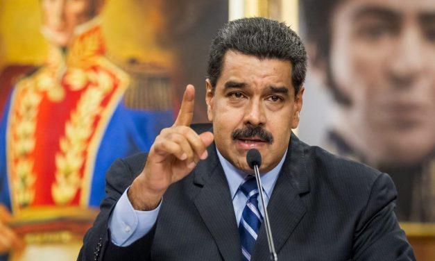 Maduro pede alívio da dívida de países pobres