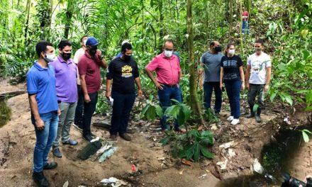 Prefeitura inicia projeto de recuperação do Parque Ambiental
