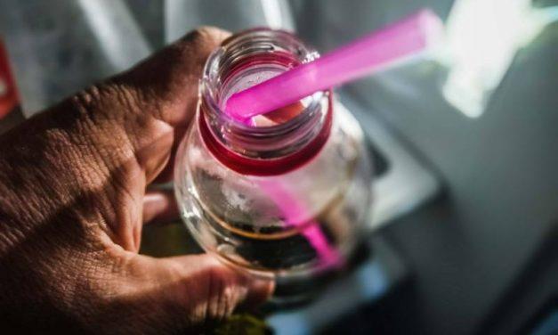 Lei estadual determina uso de canudo biodegradável no comércio formal e informal