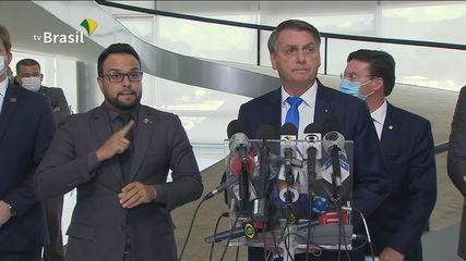 Após 1ª reunião do comitê da Covid, Bolsonaro diverge de Queiroga e Pacheco sobre o distanciamento