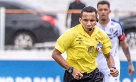 Paraense Marcos José Soares é escolhido para comandar o clássico entre Remo e Paysandu