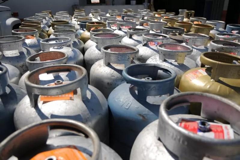 Gás de cozinha tem aumento de 5% nesta sexta-feira (02)