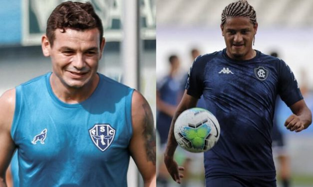 Paysandu e Remo se enfrentam hoje em duelo de titãs