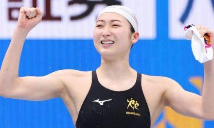 Rikako Ikee supera leucemia e garante classificação para Tóquio