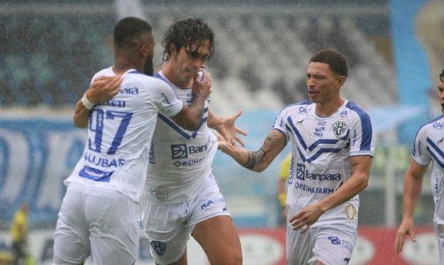 Remo vence o Paysandu por 4 a 2 no primeiro Re-Pa da temporada.