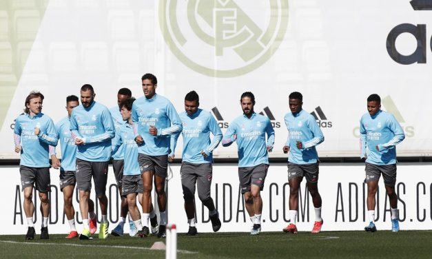 Real Madrid vive melhor fase na temporada antes das decisões contra Liverpool e Barcelona
