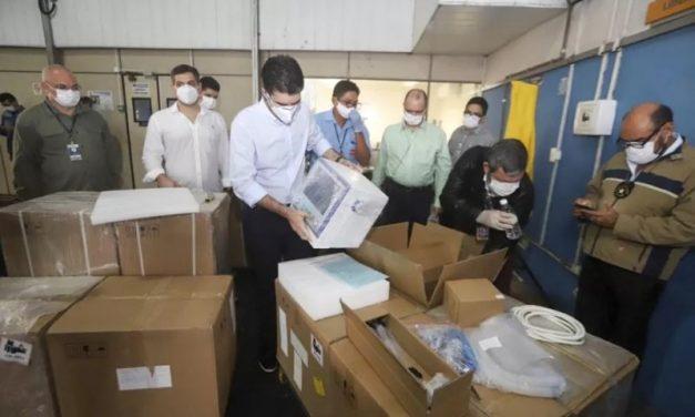 MPPA pede afastamento do governador do PA, Helder Barbalho, por irregularidades na pandemia